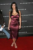 LOS ANGELES - OCTOBER 08: Kim Kardashian at the Playstation 3 Launch Party October 08, 2006 in 9900 Wilshire Blvd, Beverly Hills, CA.