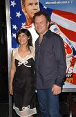 HOLLYWOOD - JULY 26: Alison Dickey and John C Reilly at the Premiere Of