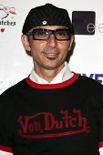 HOLLYWOOD - AUGUST 24: Shaun Toub at the Von Dutch Watches Collection Fashion Show and Launch Party