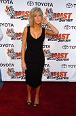 STUDIO CITY, CA - AUGUST 13: Farrah Fawcett at