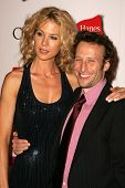 HOLLYWOOD - AUGUST 27: Jenna Elfman and Bodhi Elfman at the TV Guide Emmy After Party August 27, 200