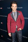 George Kotsiopoulos at the Tommy Hilfiger West Coast Flagship Grand Opening Event, Tommy Hilfiger, W
