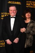 Jerry Mathers, Teresa Modnick at the 21st Annual Movieguide Awards, Universal Hilton Hotel, Universal City, CA 02-15-13