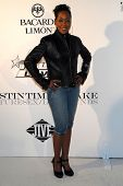 LOS ANGELES - SEPTEMBER 19: Tichina Arnold at the album release party for Justin Timberlake's new al