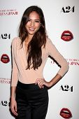 Kelsey Chow at the Premiere Of
