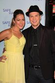 Colbie Caillat, Gavin DeGraw at the
