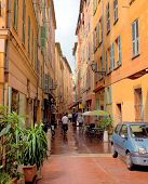City Of Nice - Architecture Of Old Town