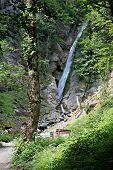 Gainfeld Waterfall (in Bischofshofen, Austria)