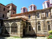 Mount Athos: The Monastery of Konstamonitou