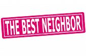 The Best Neighbor