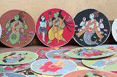 Dashavatara Cards, Artwork, Bishnupur, India