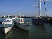 Motor And Sailing Yachts