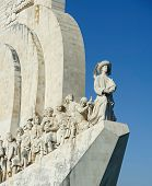 The Monument To The Discoveries, Lisbon, Portugal