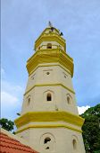 Minaret of Masjid Duyong in Malacca