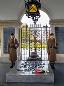Warsaw, Guard Post, Tomb Of The Unknown Soldier