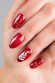 Nails And Christmas