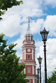 Tower City Council, In St. Peterburg