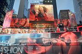 Giant sign of The Hunger Games: Catching Fire movie