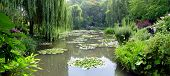 Claude Monet's Gardens In Giverny, France
