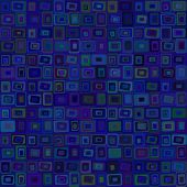 Abstract background Seamless multicolor Dark blue boxes