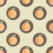 picture of peach  - Peach pattern - JPG