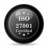 Iso 27001 Certified Icon