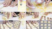 Making Sweet Dessert Set