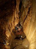 Caver and Calcite