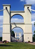Waco Foot Bridge