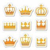 picture of crown jewels  - King - JPG