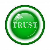 picture of trust  - Trust icon - JPG