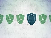 foto of shield  - Safety concept - JPG