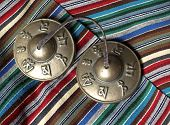 Tibetan  Buddhist  Temple Bells
