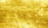 Gold Polished Metal poster