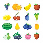 Fruit Icons