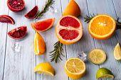 fruit poster
