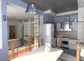 The Modern Kitchen