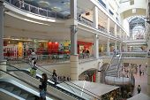 picture of shopping center  - The mall - JPG