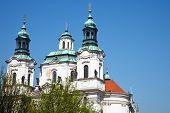 Igreja de São Nicolau em Praga, República Checa