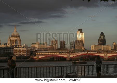 poster of St Paul's And City Of London