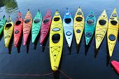 Rockport Kayaks (2), Massachusetts