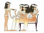 ancient egypt woman