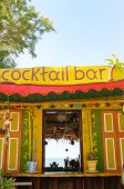 Tropical Cocktail Bar