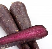 Purple Carrots