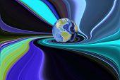 Earth Swirl