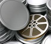 Film Reel (Boxes)