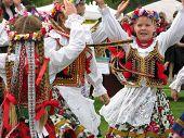 Polish Dancers At Canadian Wine Festival