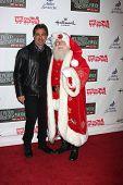 LOS ANGELES - NOV 25:  Joe Mantegna, Santa Claus arrives at the 2012 Hollywood Christmas Parade at Hollywood & Highland on November 25, 2012 in Los Angeles, CA