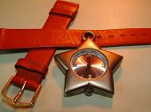 Pocket Watch And Watchstrap