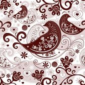 Valentine Repeating Pattern